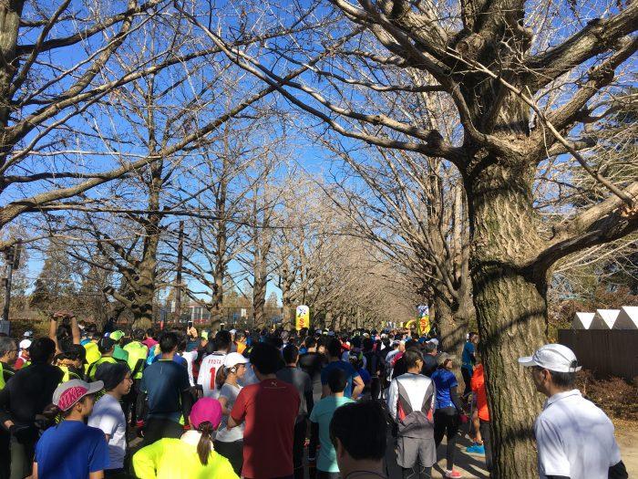 パークらんマラソン in 国営昭和記念公園 2019の感想、評価【2019年1月19日体験記】