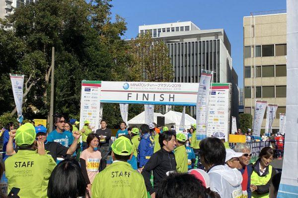 MINATOシティハーフマラソン2019の感想、評価【2019年12月1日体験記】